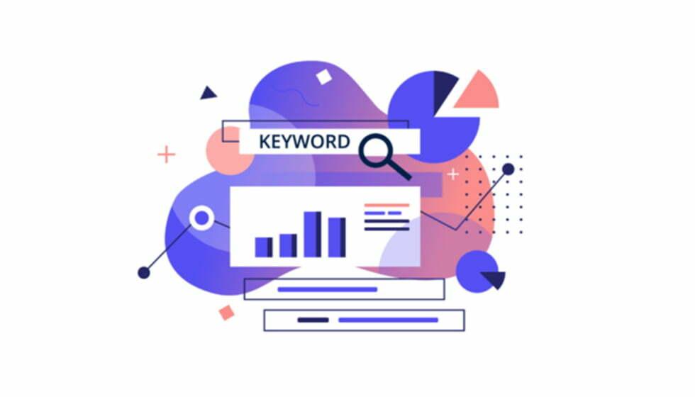 ابزار جستجوی کلمات کلیدی
