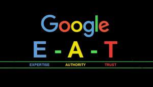 الگوریتم eat و ارزیابی سایت های پزشکی مالی