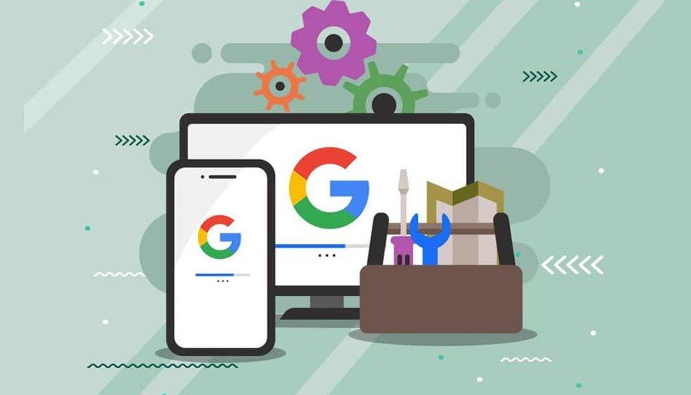 تغییر بزرگ گوگل