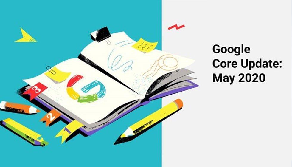 تغییرات هسته گوگل