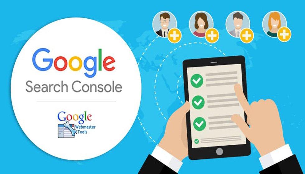 ابزار کنسول جستجوی گوگل به آنالیز کردن کلمات کلیدی به شما کمک می کند