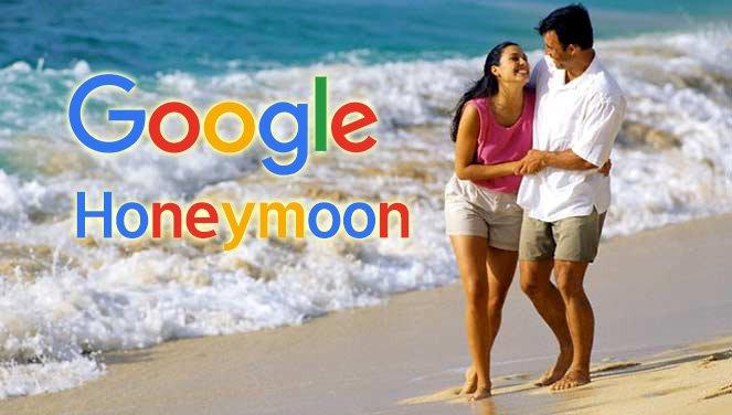ماه عسل گوگل در هند